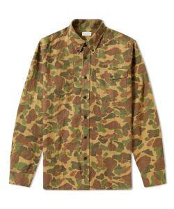 Dries Van Noten | Castell Camouflage Overshirt
