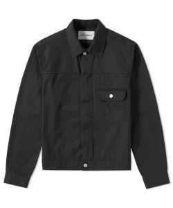 Our Legacy | Hidden Zip Jean Jacket