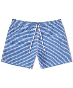 Hartford | Stripe Swim Short