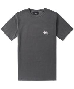 Stussy | Pigment Dyed Fire Dragon Tee