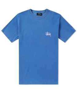 Stussy | Pigment Dyed 8-Ball Tee