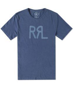 Rrl   Logo Tee