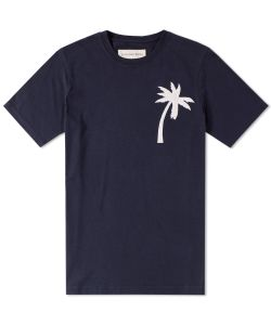 Universal Works | Embroidered Palm Tee