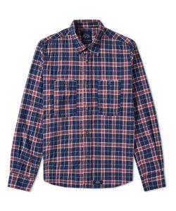 Bleu De Paname | 2 Pocket Shirt