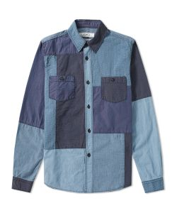 Fdmtl | Boro Patchwork Shirt