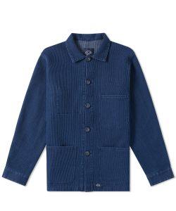 Bleu De Paname | Counter Jacket