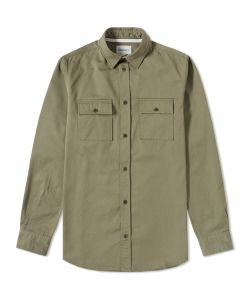 Norse Projects | Villads Twill Shirt