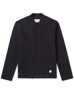 Folk | Jersey Bomber Jacket