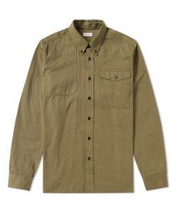 Dries Van Noten | Castell Military Shirt