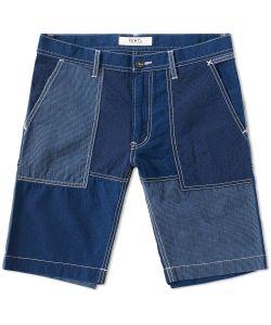 Fdmtl | Boro Patchwork Shorts