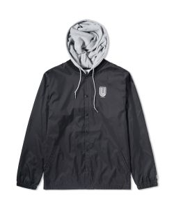 Undefeated | Hooded Coach Jacket