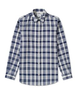 Norse Projects | Villads Textured Check Shirt