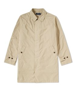 Polo Ralph Lauren | Garment Dyed Trench Coat