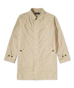 Polo Ralph Lauren | Garment Dyed Trench Coat