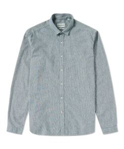 Oliver Spencer | Clerkenwell Tab Shirt