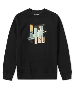Undefeated | Patchwork Strike Crew Sweat