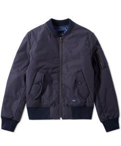 Bleu De Paname | Classic Bomber Jacket