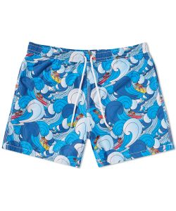Hartford | Wave Swim Short
