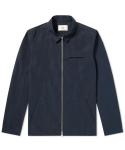 Folk | Zip Shirt Jacket