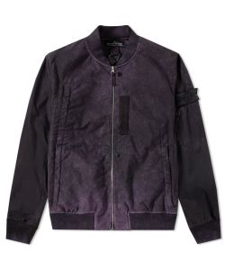 Stone Island Shadow Project | Garment Dyed Bomber Jacket