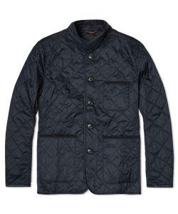 Barbour | X Land Rover Racer Quilt Jacket
