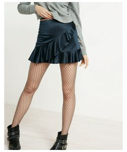 Express | Large Scale Full Fishnet Tights
