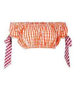 House Of Holland | Gingham Crop Top