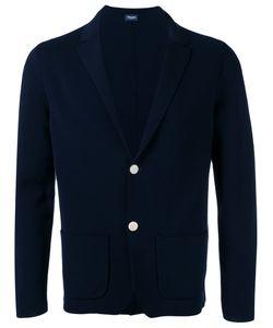 Drumohr | Patch Pockets Blazer Size 48