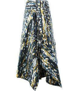 Marni | Abstract Asymmetric Skirt