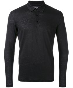 Majestic Filatures | Longsleeved Polo Shirt
