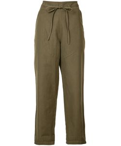 Ulla Johnson | Belted Cropped Trousers