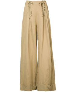 Ulla Johnson | Wide-Leg Trousers 0