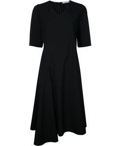 Astraet | Asymmetric V-Neck Dress