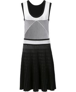 Prabal Gurung | Ottoman Stitch Dress Medium
