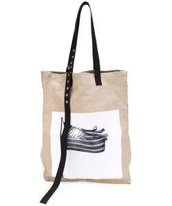 Raf Simons | Woven Oversized Tote Bag