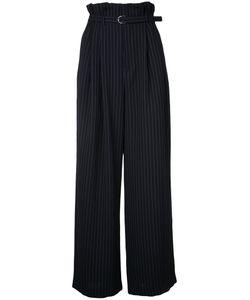 G.V.G.V.   G.V.G.V. Pleated Wide Trousers 34
