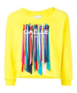 Gaelle Bonheur | Ribbon Detail Sweatshirt