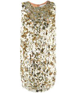 Gianluca Capannolo | Sequin Shift Dress Size