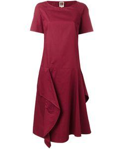I'M Isola Marras | Ruffled Flared Dress 46