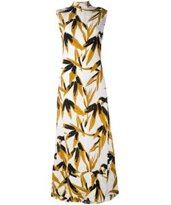 Marni | Printed Maxi Dress