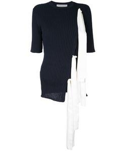 Le Ciel Bleu | Ribbon Knit Top Women