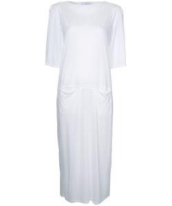 Facetasm | Front Pockets T-Shirt Dress
