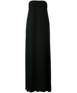 Cédric Charlier | Strapless Long Dress Size