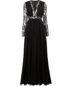 Zuhair Murad | Lace Insert Gown