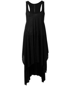 Barbara I Gongini | Curved Hemline Dress