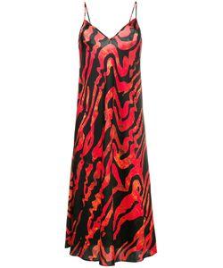 Ellery | Runway Squiggle Print Slip Dress