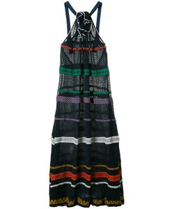 Sonia Rykiel | Patterned Halterneck Dress