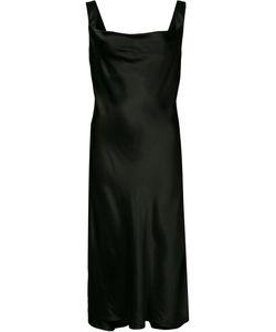 Protagonist | Draped Slip Dress L