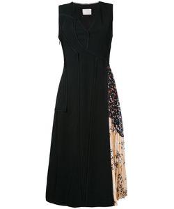 Jason Wu | Pleated Side Midi Dress Size