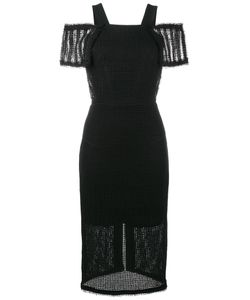 Roland Mouret | Sinclair Off-Shoulder Dress Size 8